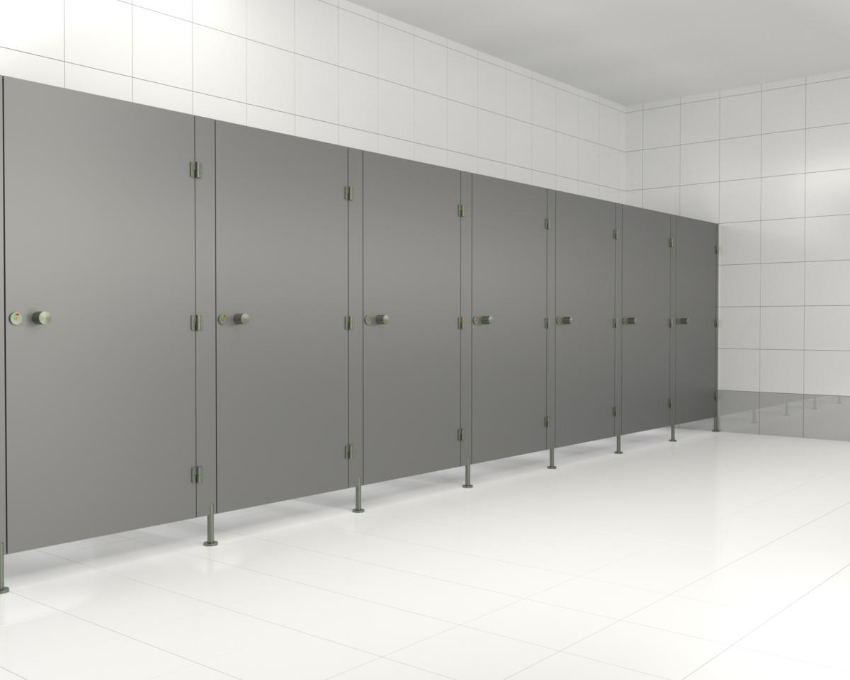 Kabiny sanitarne WL18 Basic P