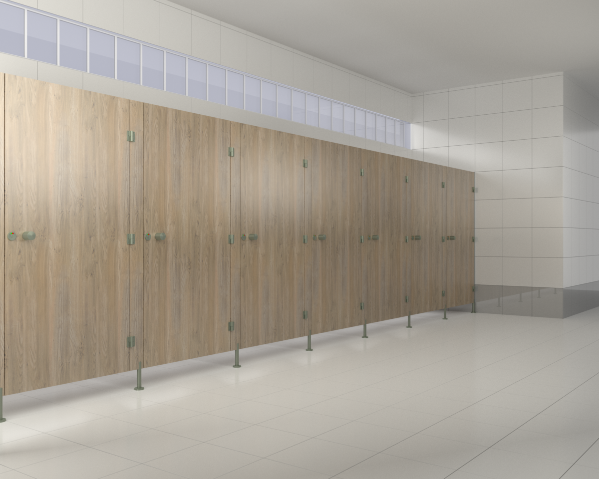 Kabiny sanitarne WL18 LUX P