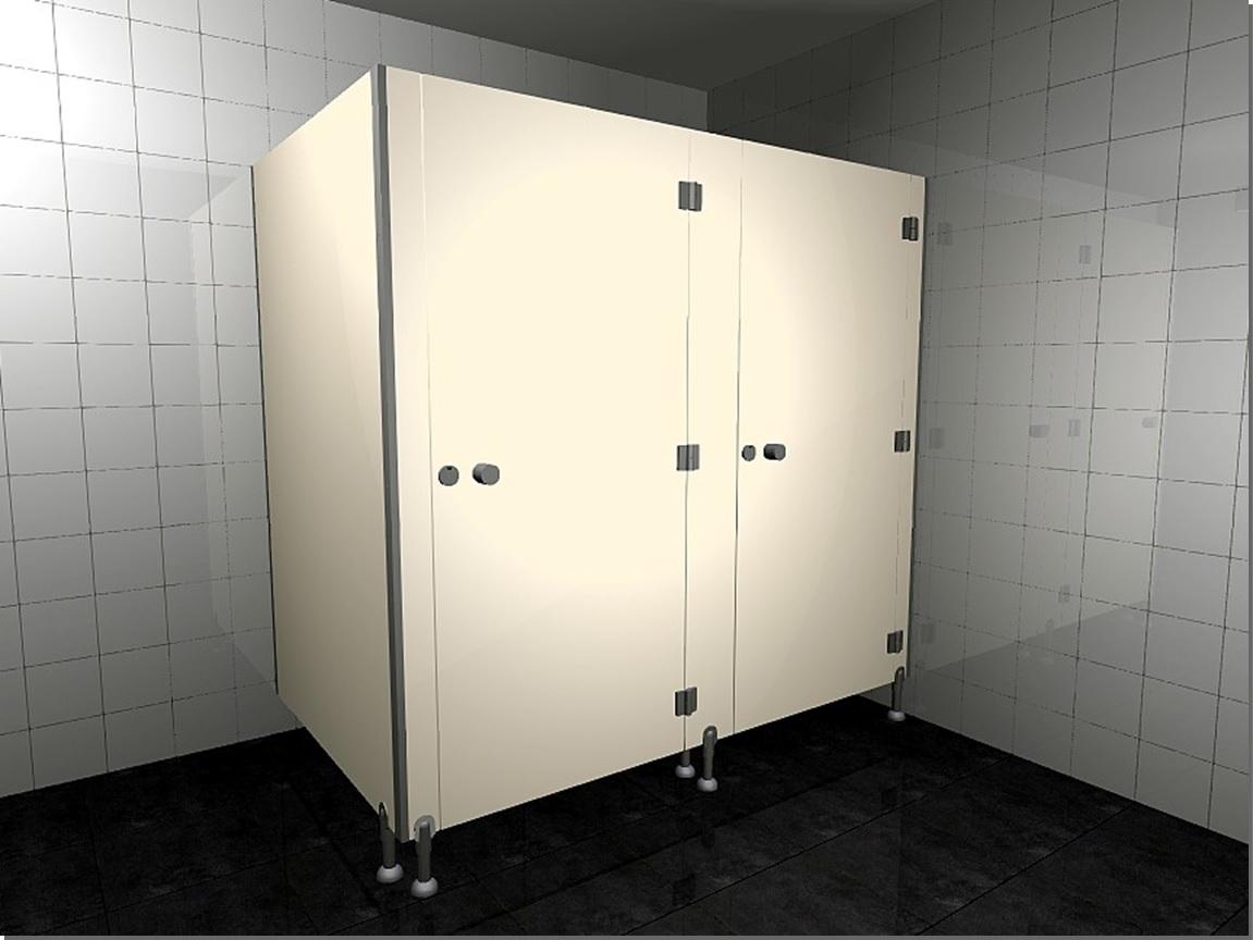 Kabiny sanitarne WL18BASIC P