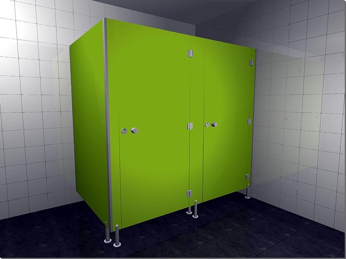 Kabiny sanitarne WL18LUX P