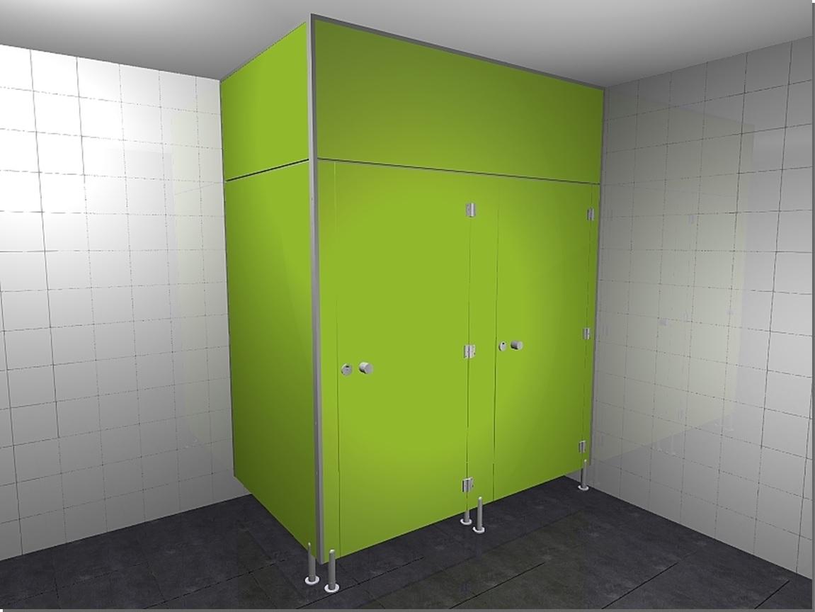 Kabiny sanitarne WL18LUX PB