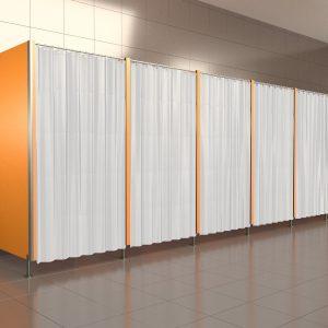 kabina prysznicowa HPL